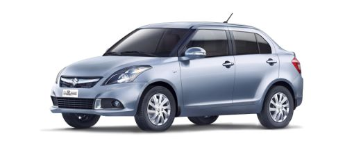 Maruti Suzuki Swift Dzire Front Low View