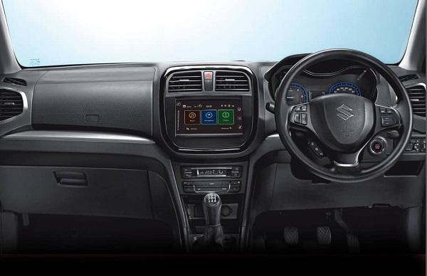 Maruti Suzuki Vitara Brezza Interior