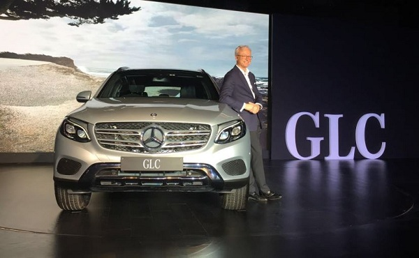 Mercedes Benz GLC Launch
