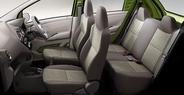 Datsun Redi-Go Seats