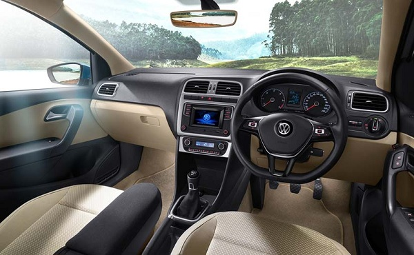 Volkswagen Ameo Interior