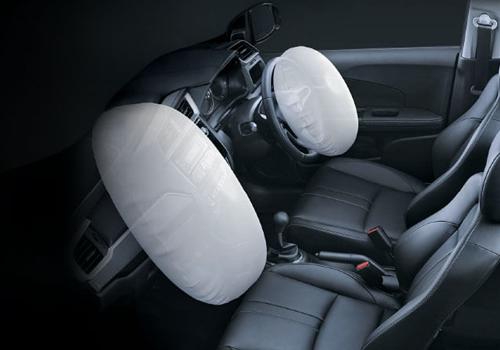 Honda BR-V Airbags