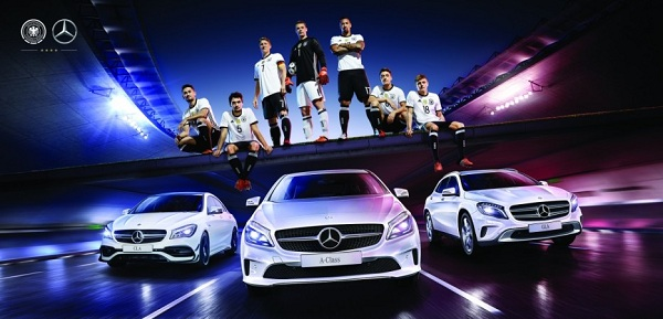 Mercedes-Benz Sport Edition A-Class, CLA and GLA