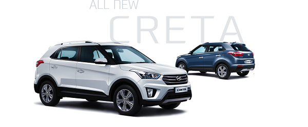 Hyundai Creta Front Low View