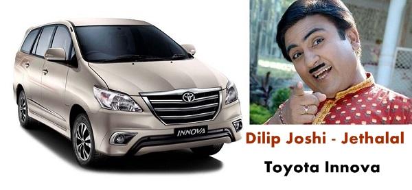 Toyota Innova Jethalal