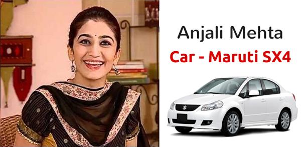 Anjali Maruti SX4