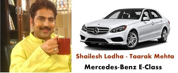Mercedes-Benz E-Class Tarak Mehta