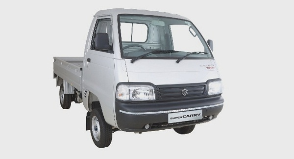 Maruti Suzuki Super Carry Front Side View