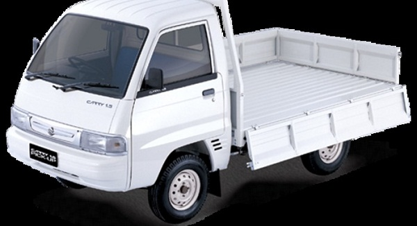 Maruti Suzuki Super Carry Front Low Side View