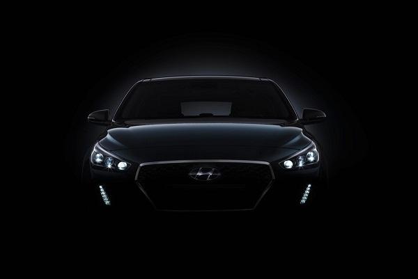 Hyundai i30 Teaser
