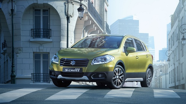 SX4 aka S-Cross