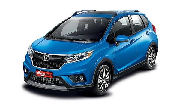 Honda WR-V Crossover