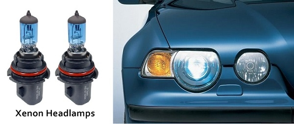 Xenon Headlamps