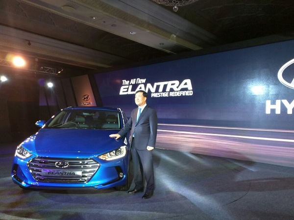 2016 Hyundai Elantra Launch