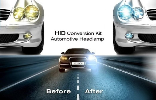 HID Headlamp Conversion Kit
