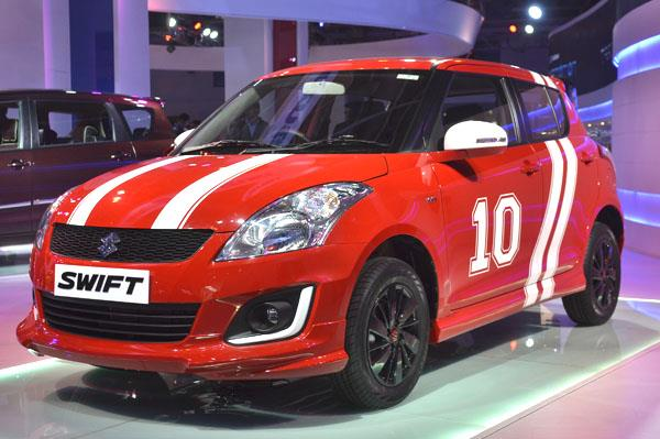Maruti Swift Deca Edition