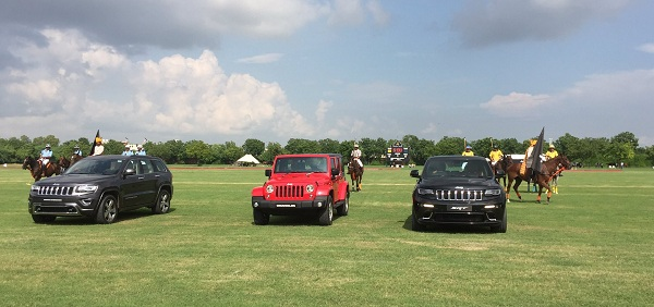 Jeep Debuts in India