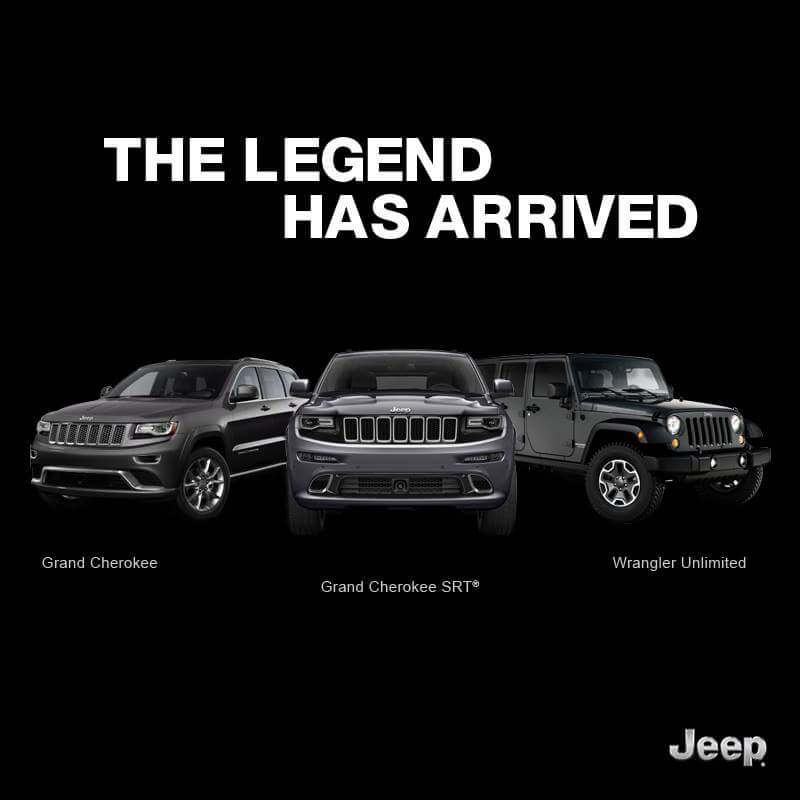 Jeep Launch