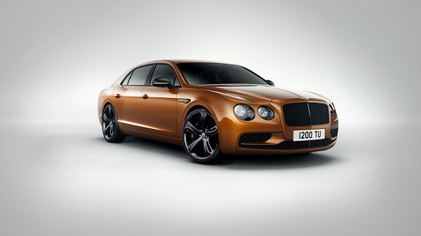 Bentley Flying Spur W12 S Front