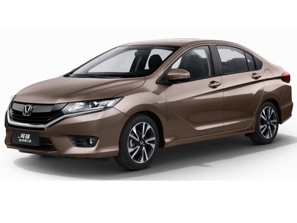 2017 Honda City Front Side View