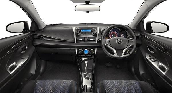 Toyota Vios Interiors