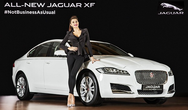 2016 Jaguar XF Facelift Launch