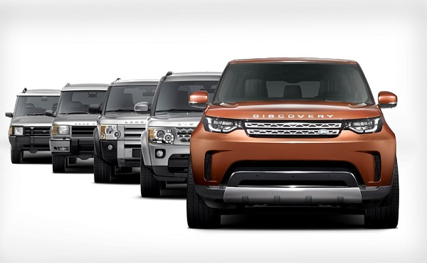 Land Rover Disovery Family