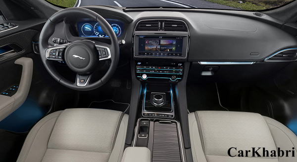 Jaguar F-Pace Interior