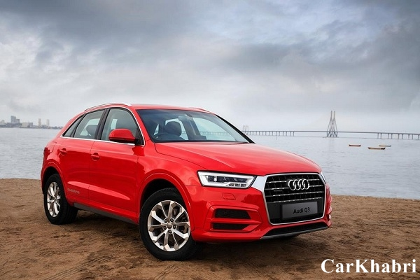 Audi Q3 Dynamic Limited Edition