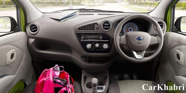 Datsun Redi-Go Interior