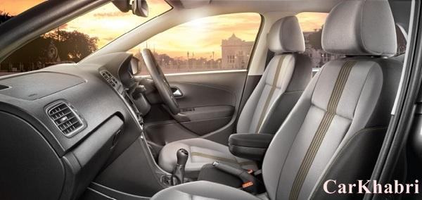 Volkswagen Polo AllStar Interior