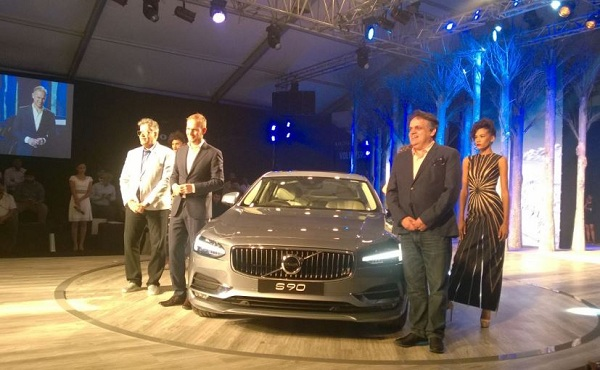 Volvo S90 Launch