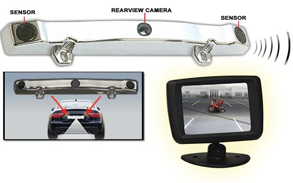 Rear View Sensors