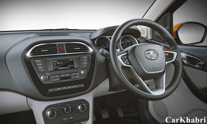 Tata Tiago Steering Wheel