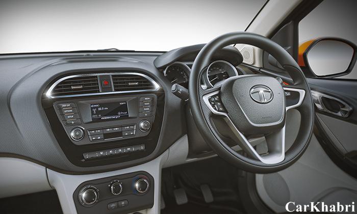 Tata Tiago Steering Wheel