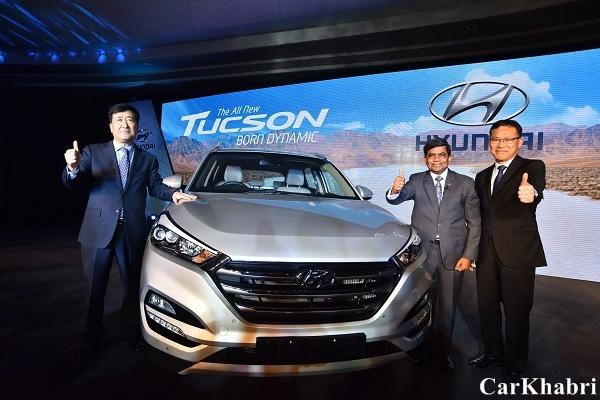 Hyundai Tucson Launch