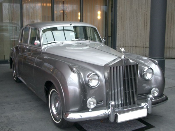 Rolls-Royce 1950 Silver Cloud