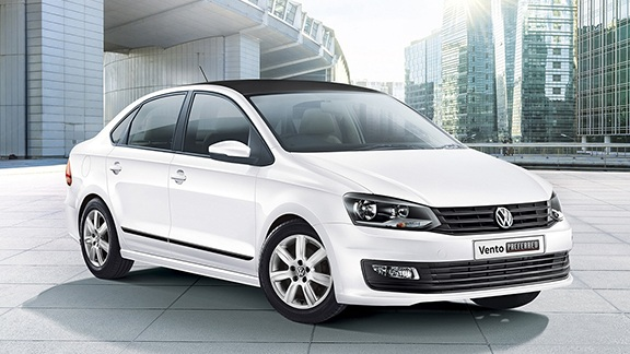 Volkswagen Vento Preferred Edition
