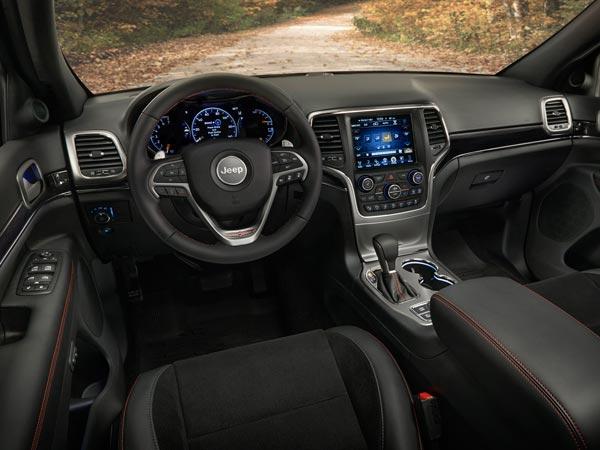 Jeep Grand Cherokee Trailhawk Steering Wheel
