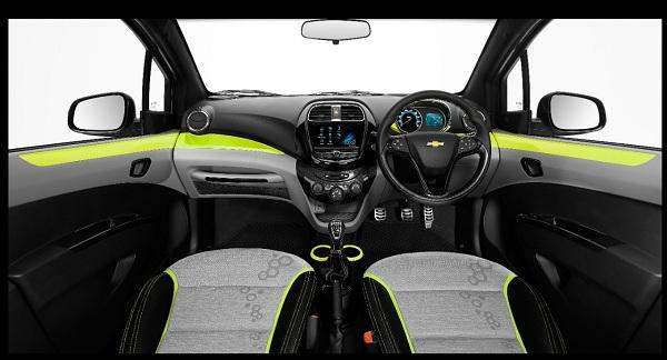Chevrolet Beat Active Interior
