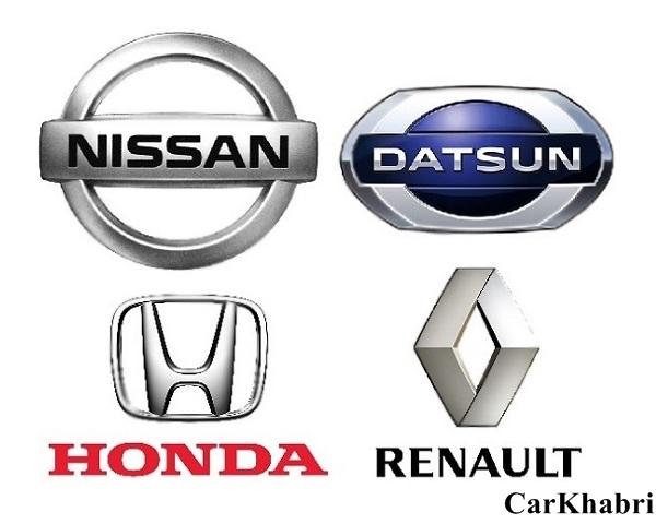Nissan, Renault, Datsun and Honda