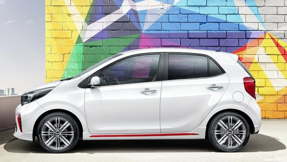 Kia Picanto Side View