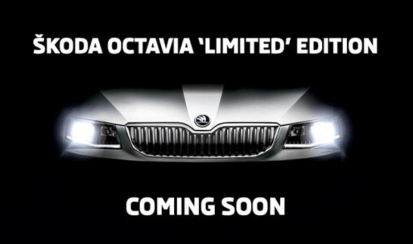 Skoda Octavia Limited Black Edition