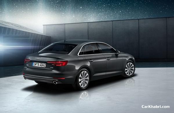 Audi A4 Diesel 2017