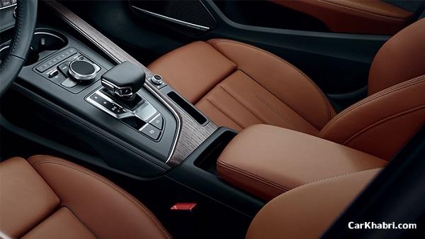 2017 Audi A4 Interiors