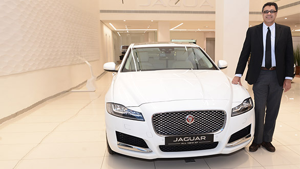 Locally Manufactured Jaguar XF Launch