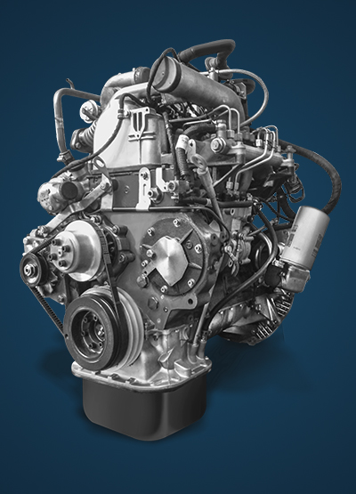 Force Gurkha Engine