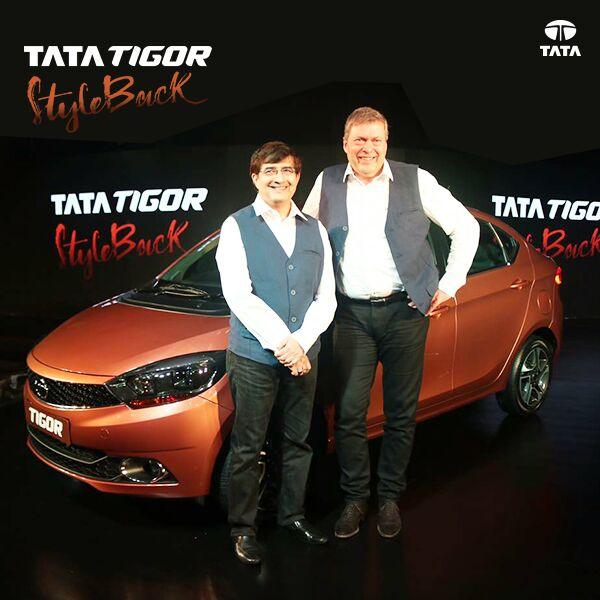 Tata Tigor Launch