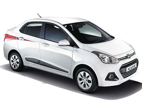 Hyundai Xcent India