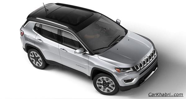 2017 Jeep Compass India